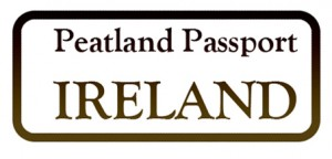 Peatland Passport IE Stamp