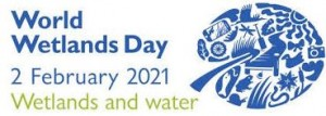 World wetlands Day 2021 Image