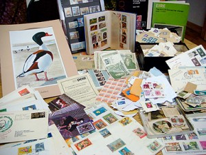 Stamp Collecting for the IPCC