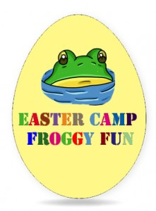 Easter Camp Froggy Fun