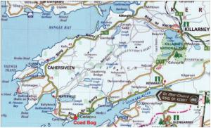 coad location map