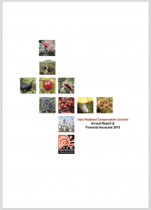 IPCC annual report and accounts 2015